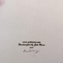 Audrey book 3